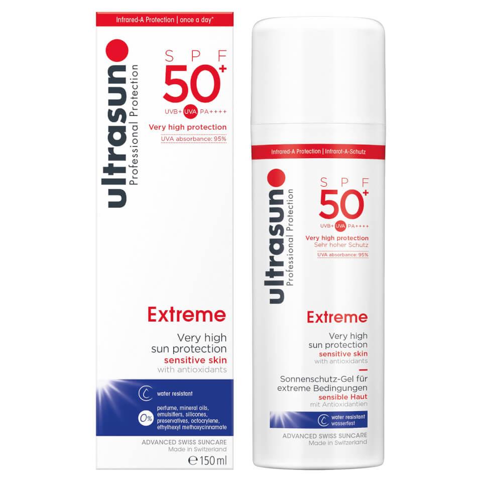 Ultrasun Spf 50+ Extreme Sun Lotion (150ml)