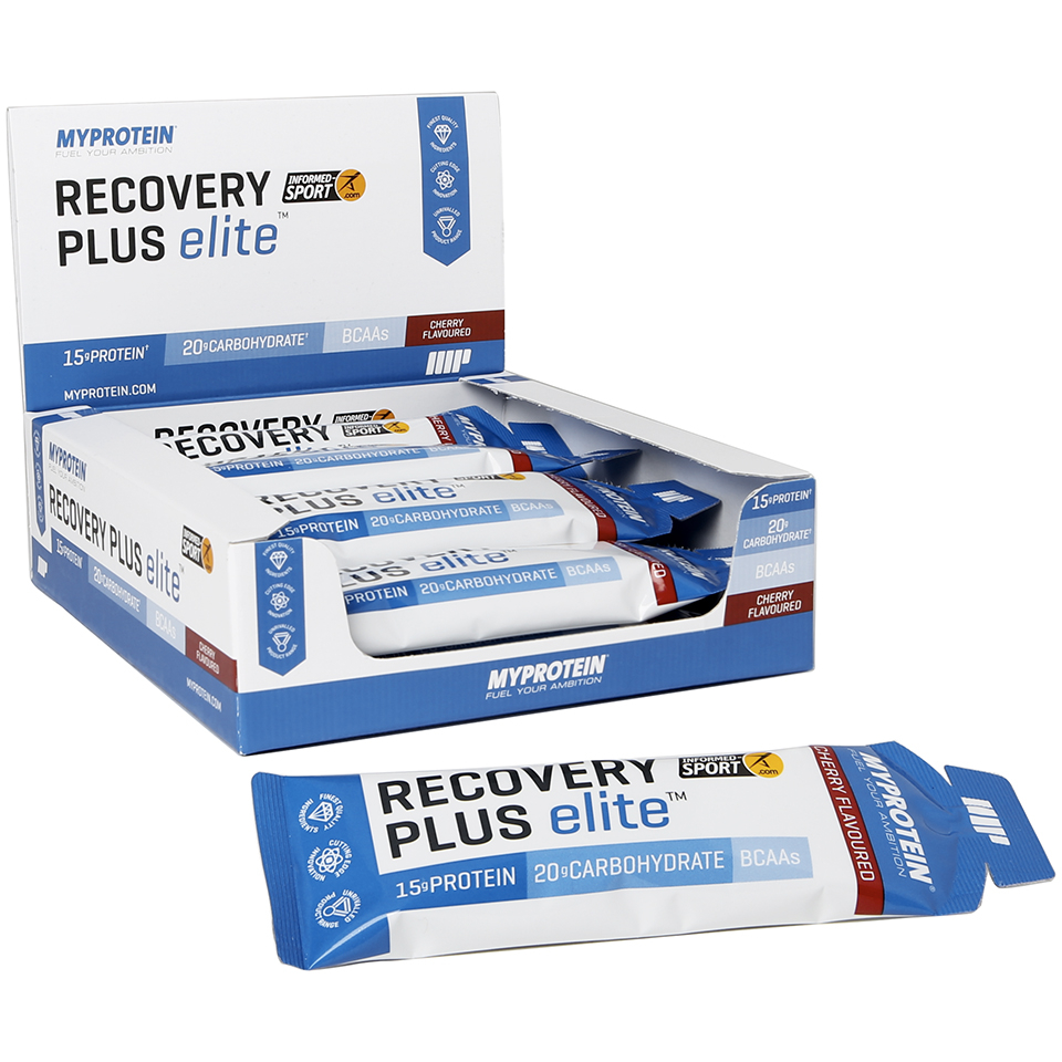myprotein-recovery-plus-elite-70ml-cherry-sample