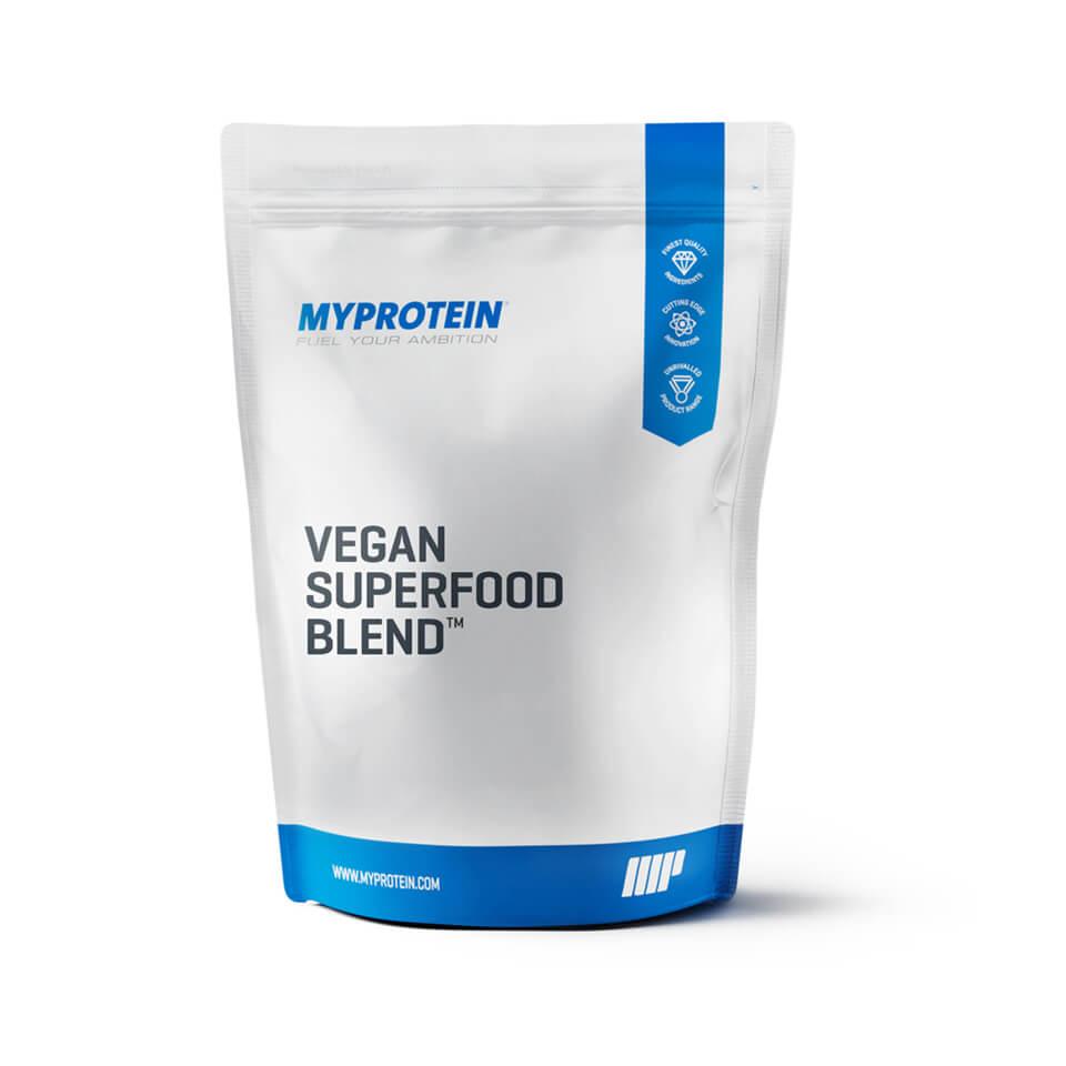Vegan Superfood Blend - 500g - Banana Stevia