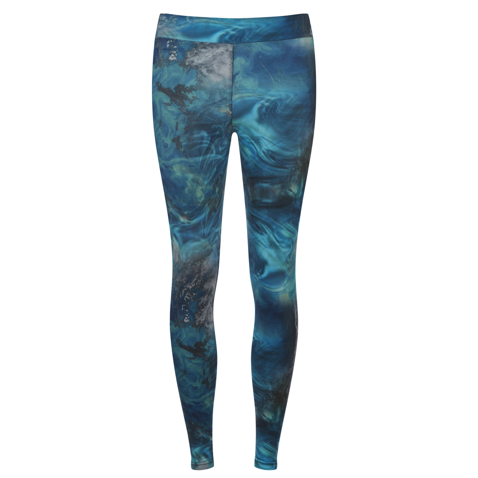 Foto Myprotein Women's Leggings - Reflection Print - UK 12