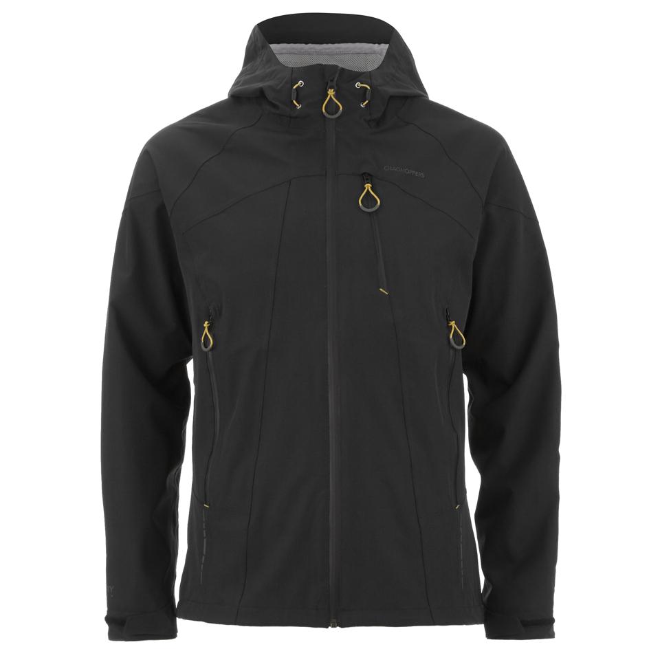 craghoppers men 39 s oliver pro series jacket black. Black Bedroom Furniture Sets. Home Design Ideas