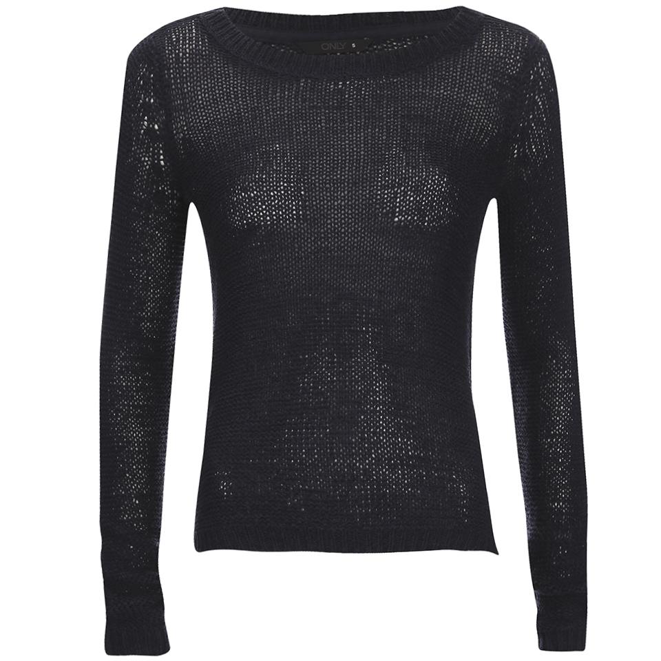 only-women-geena-pullover-knit-jumper-navy-blazer-m