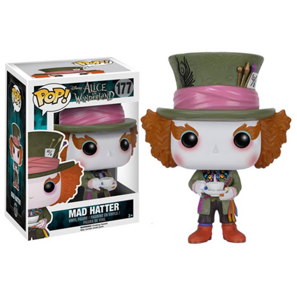 Disney Alice im Wunderland Mad Hatter Funko Pop! Vinyl Figur