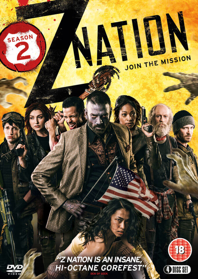 serien stream z nation