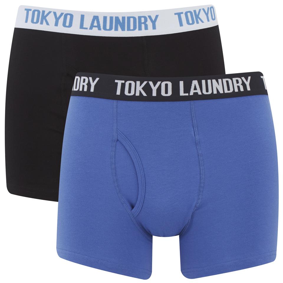 tokyo-laundry-men-tasmania-2-pack-boxers-oceanblack-s