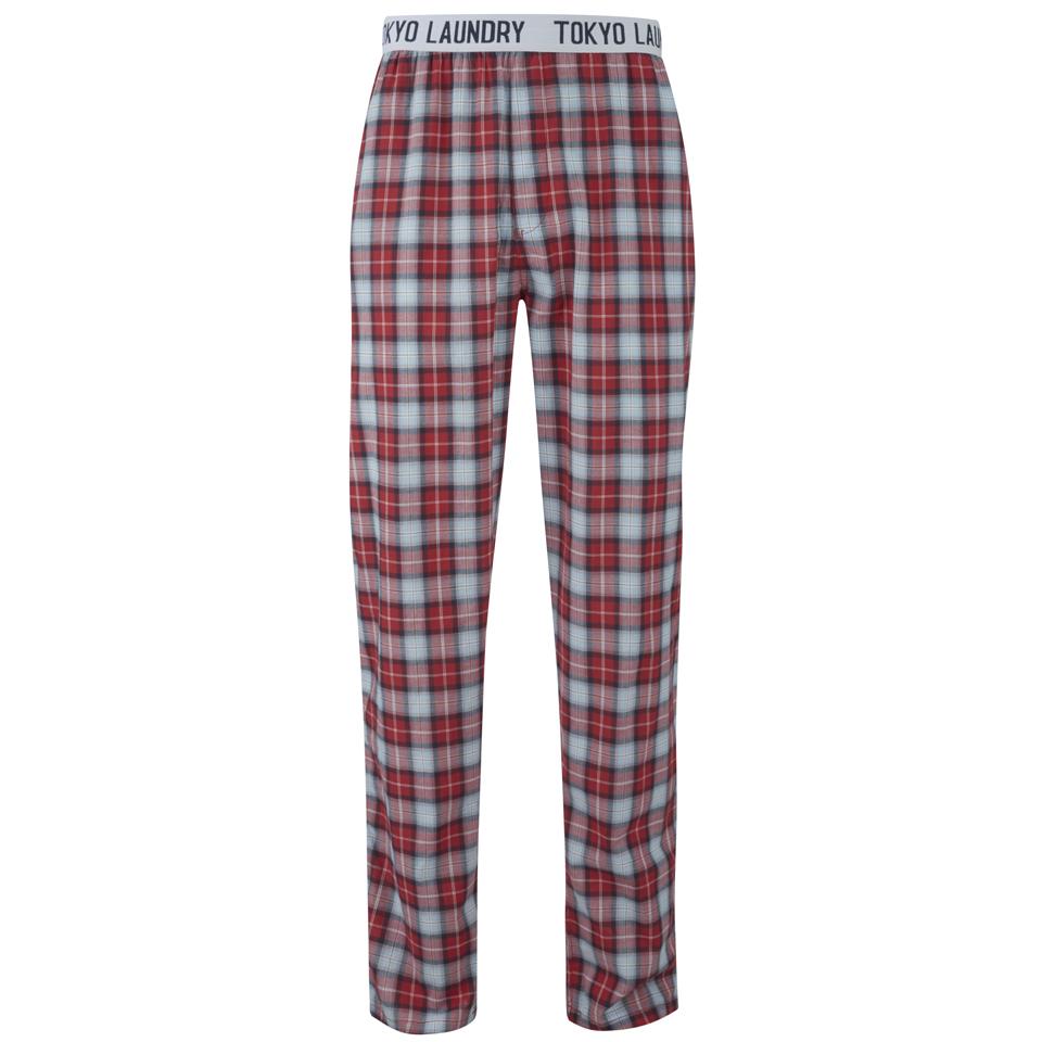 tokyo-laundry-men-half-moon-bay-check-loungepants-samba-red-s