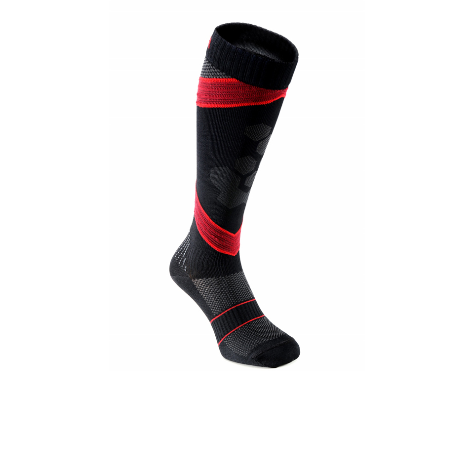 kymira-infrared-compression-socks-blackred-35-38-3-5-black
