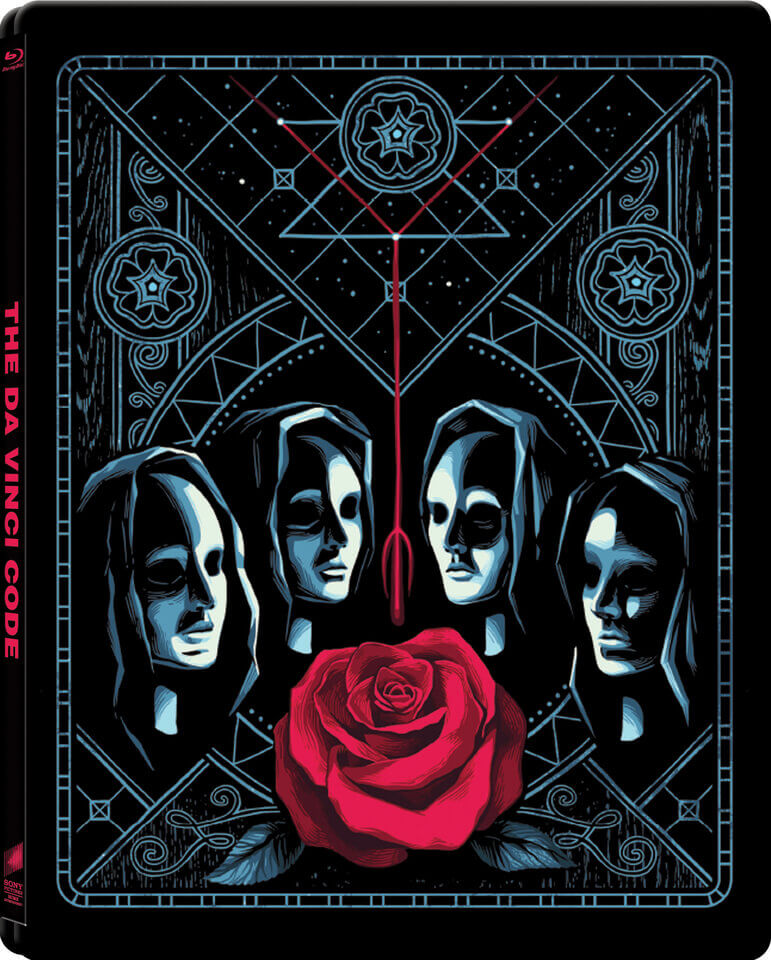 El Código Da Vinci - Steelbook Exclusivo de Edición Limitada