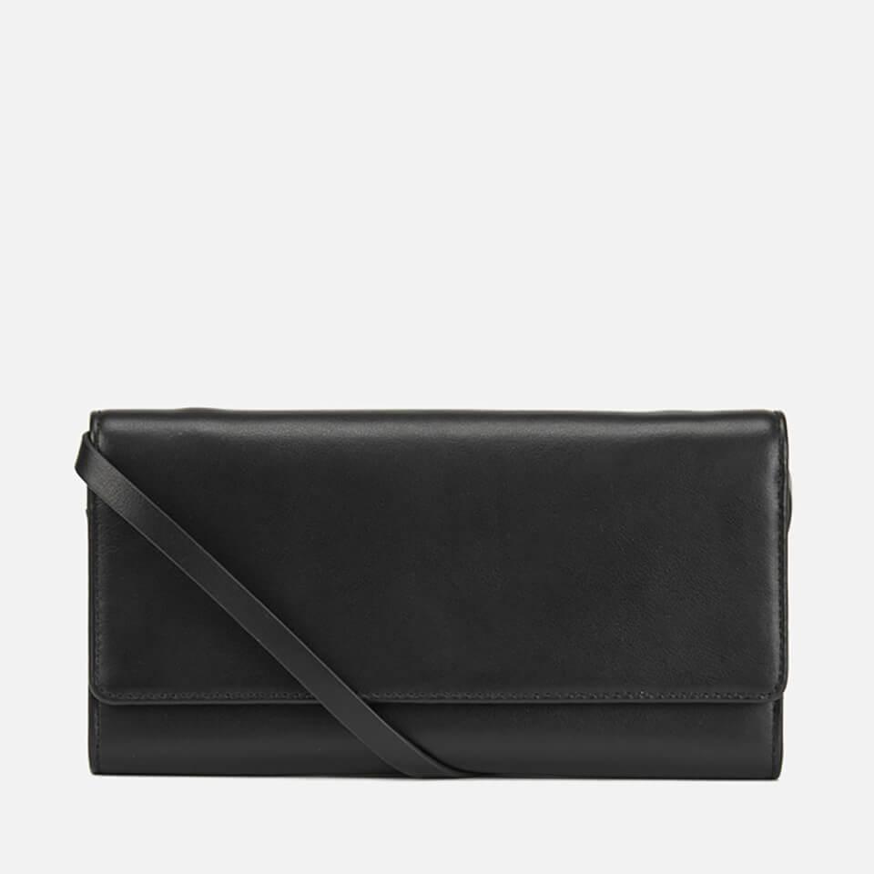 Want Les Essentiels Womens Bradshaw Wallet With Strap Black