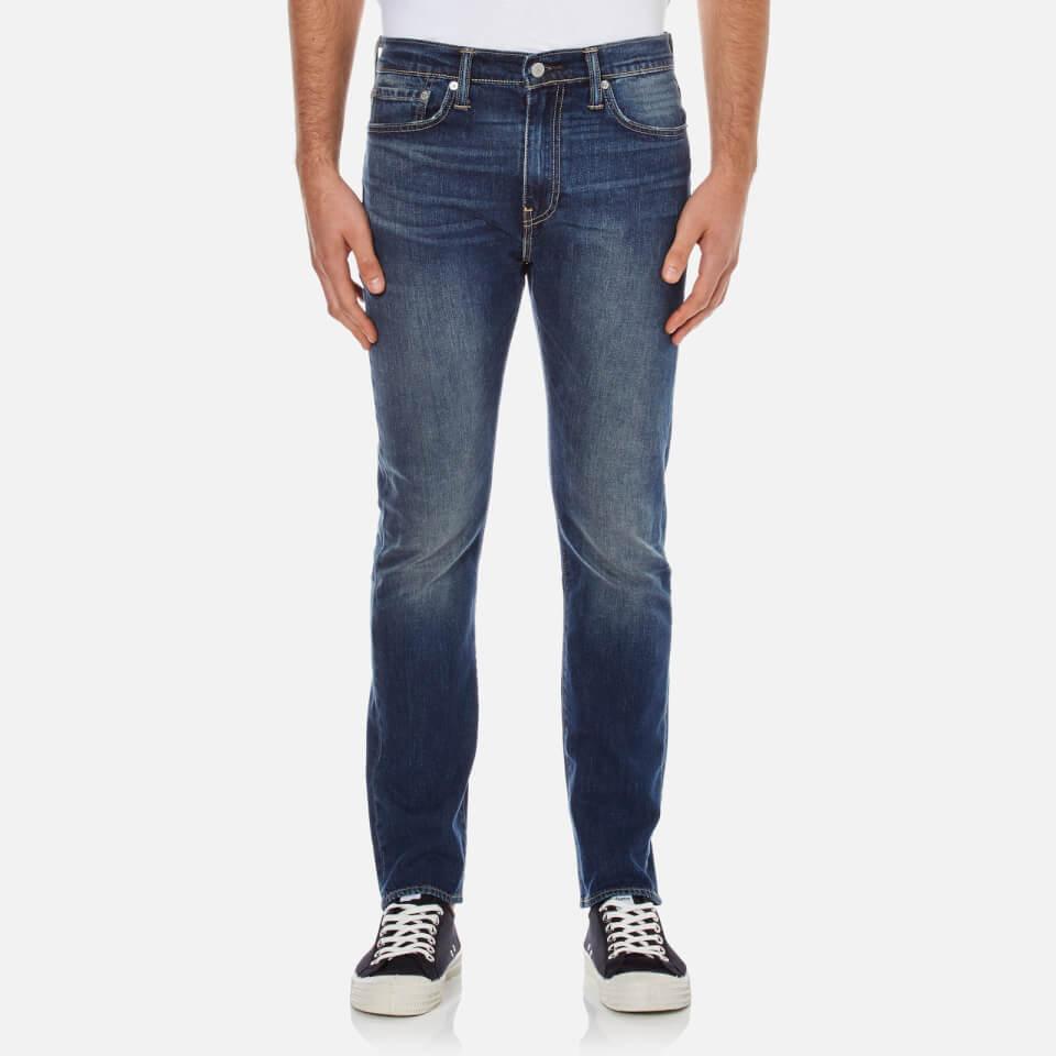 Levis Mens 510 Skinny Fit Jeans Blue Canyon W34/l30