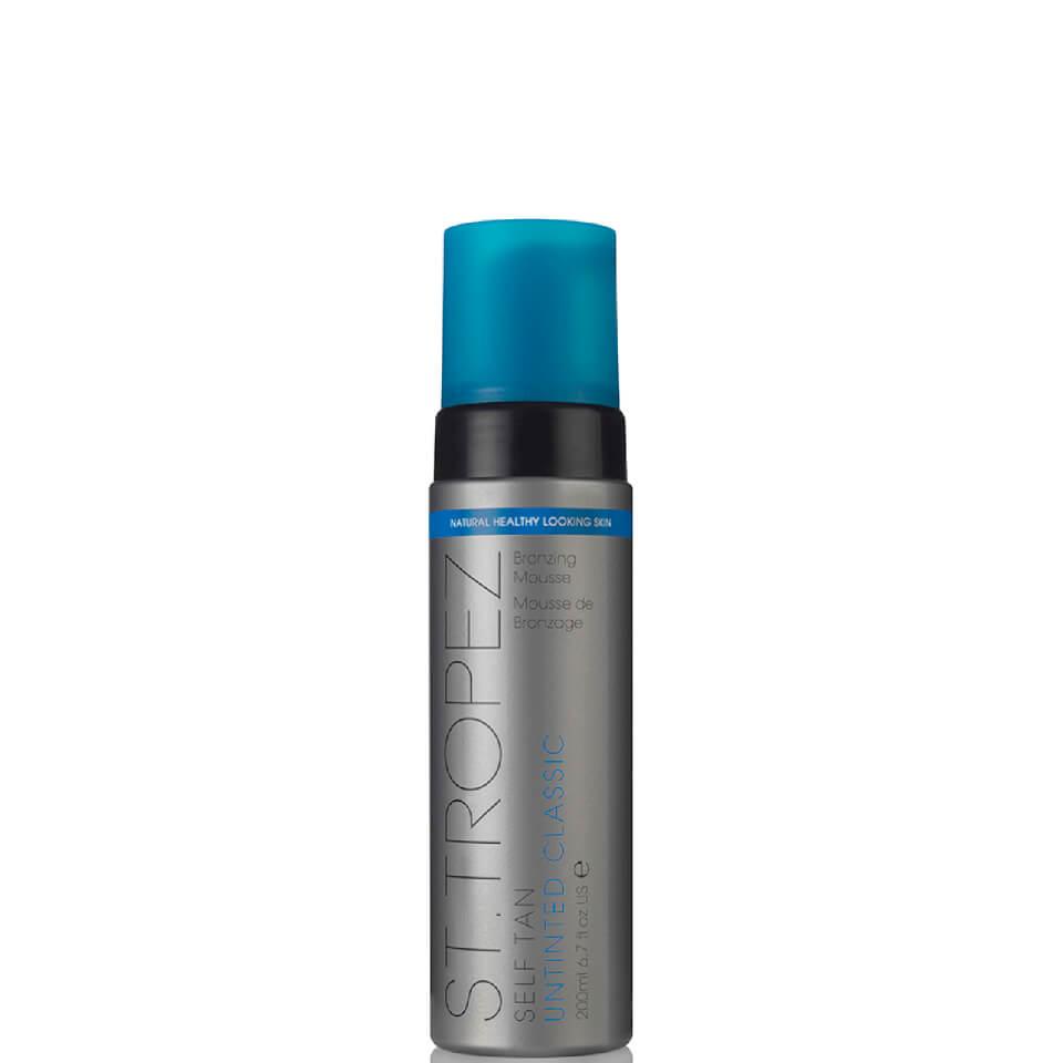 st-tropez-untinted-bronzing-mousse-200ml