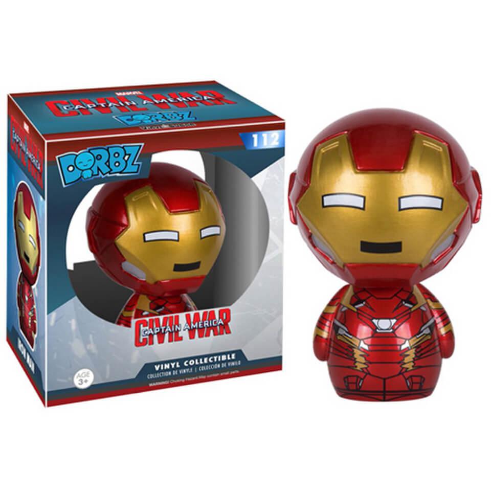 Nützlichfanartikel - Captain America Civil War Vinyl Sugar Dorbz Vinyl Figur Iron Man - Onlineshop Sowas Will Ich Auch