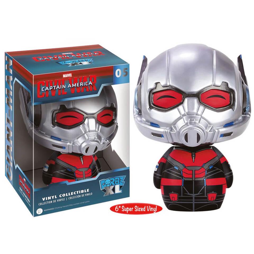 Marvel Captain America Civil War Ant Man 6 Inch Dorbz Figur