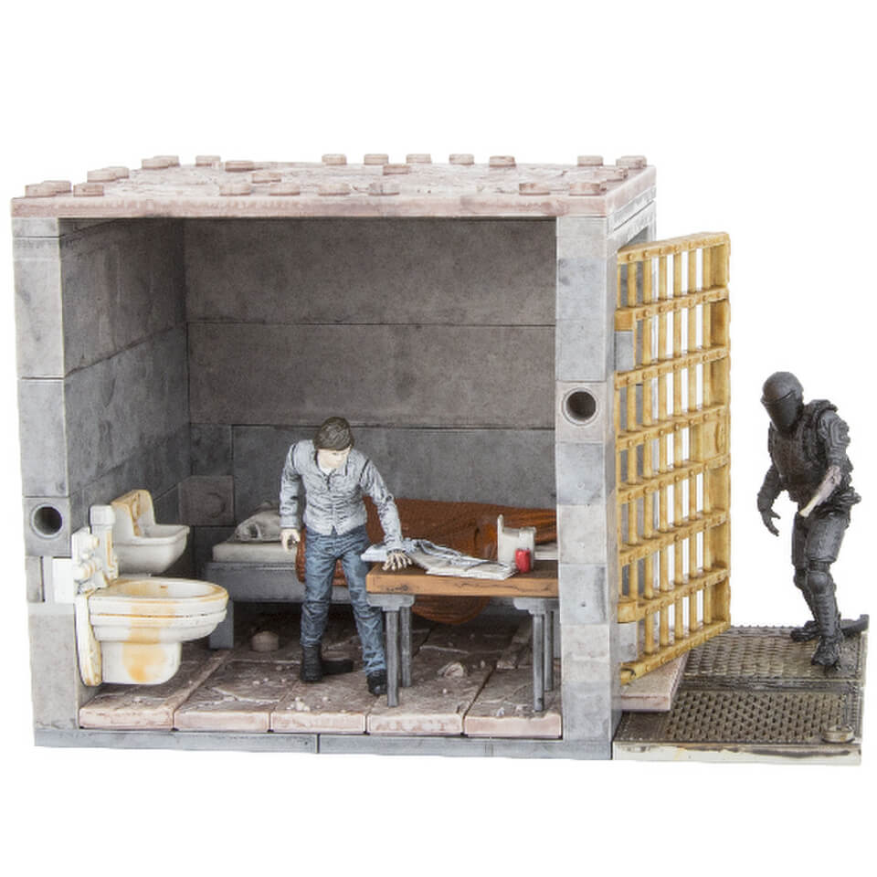 mc-farlane-the-walking-dead-lower-prison-cells-construction-set