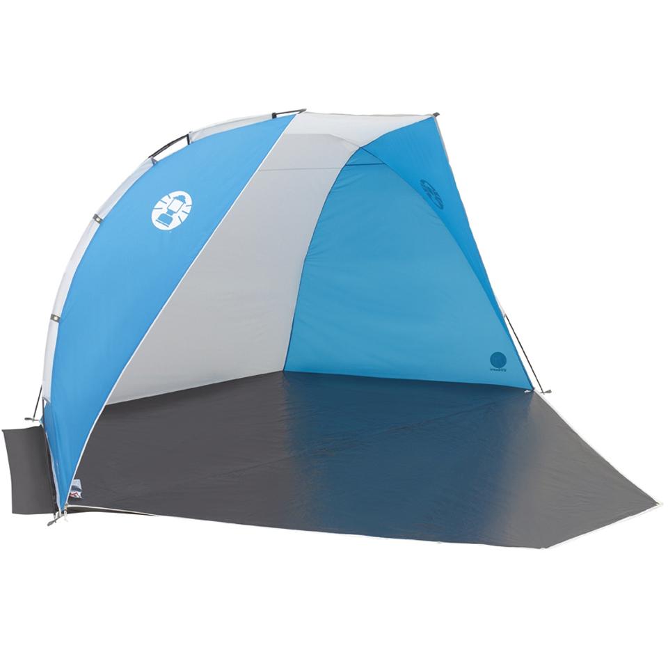 coleman-sundome-beach-shelter-blue