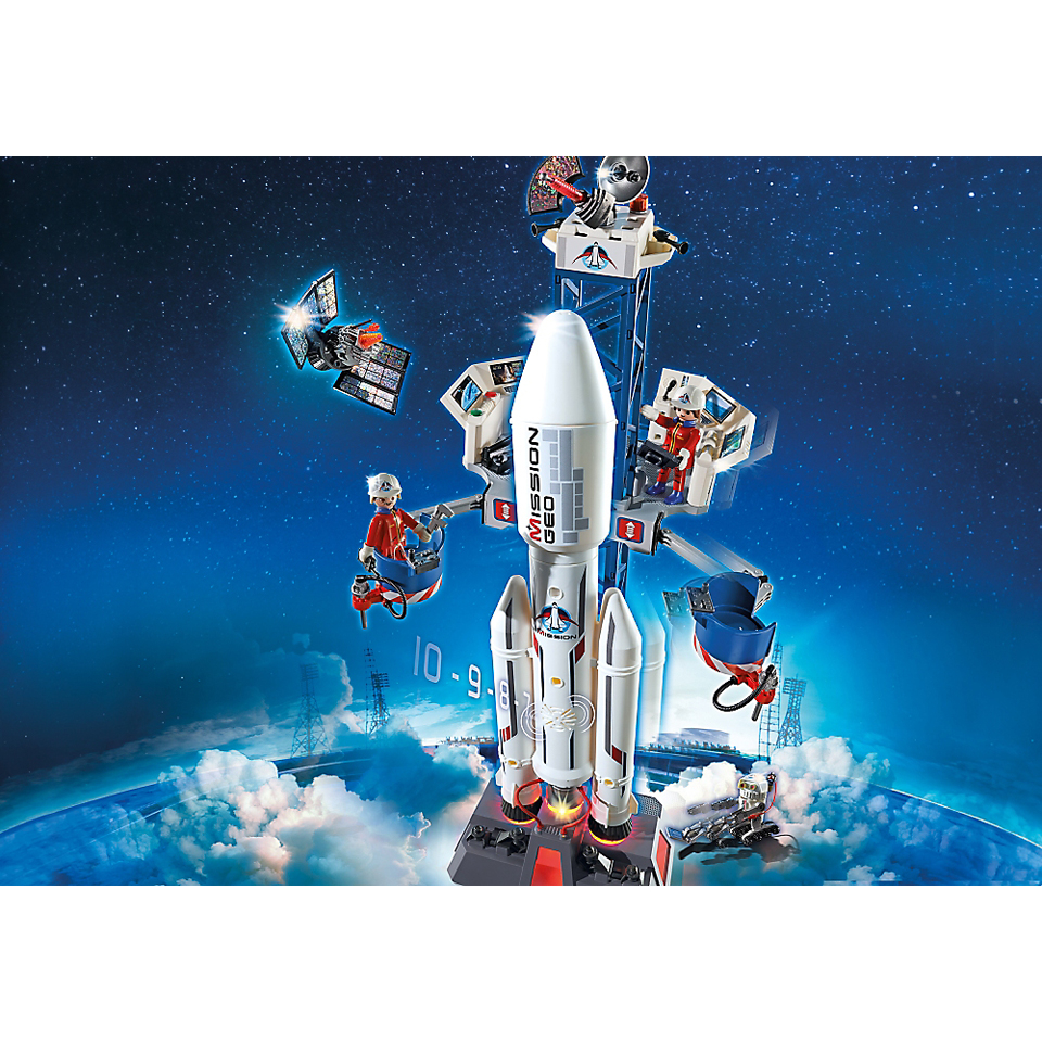 playmobil-city-action-space-rocket-with-base-station-6195