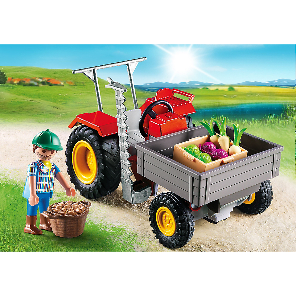 playmobil-country-harvesting-tractor-6131