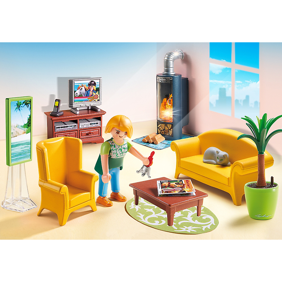 playmobil-dollhouse-sitting-room-with-fireplace-5308
