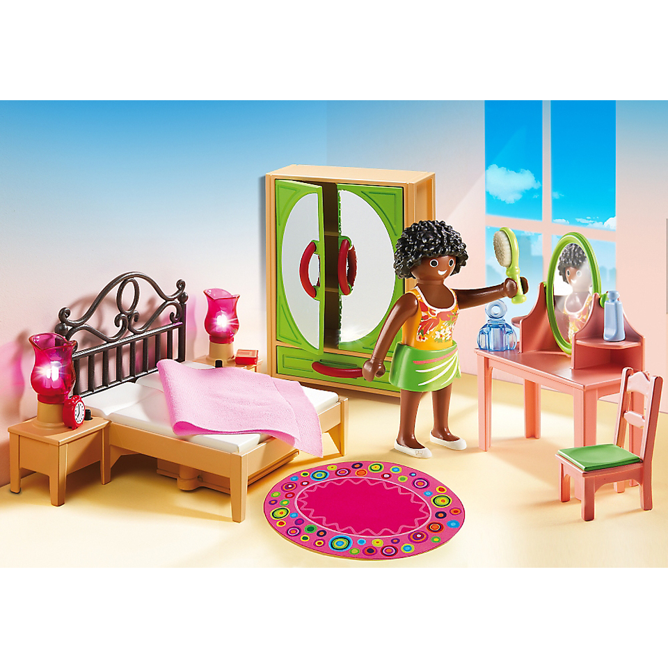 playmobil-dollhouse-bedroom-with-dressing-table-5309