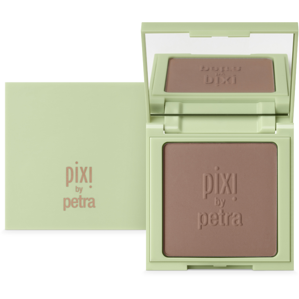 Pixi Cheeks Natural Contour Kompaktpuder Shape & Gold