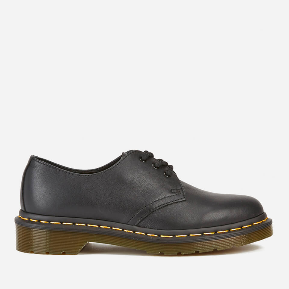 dr-martens-women-core-1461-virginia-leather-3-eye-flat-shoes-black-4-black