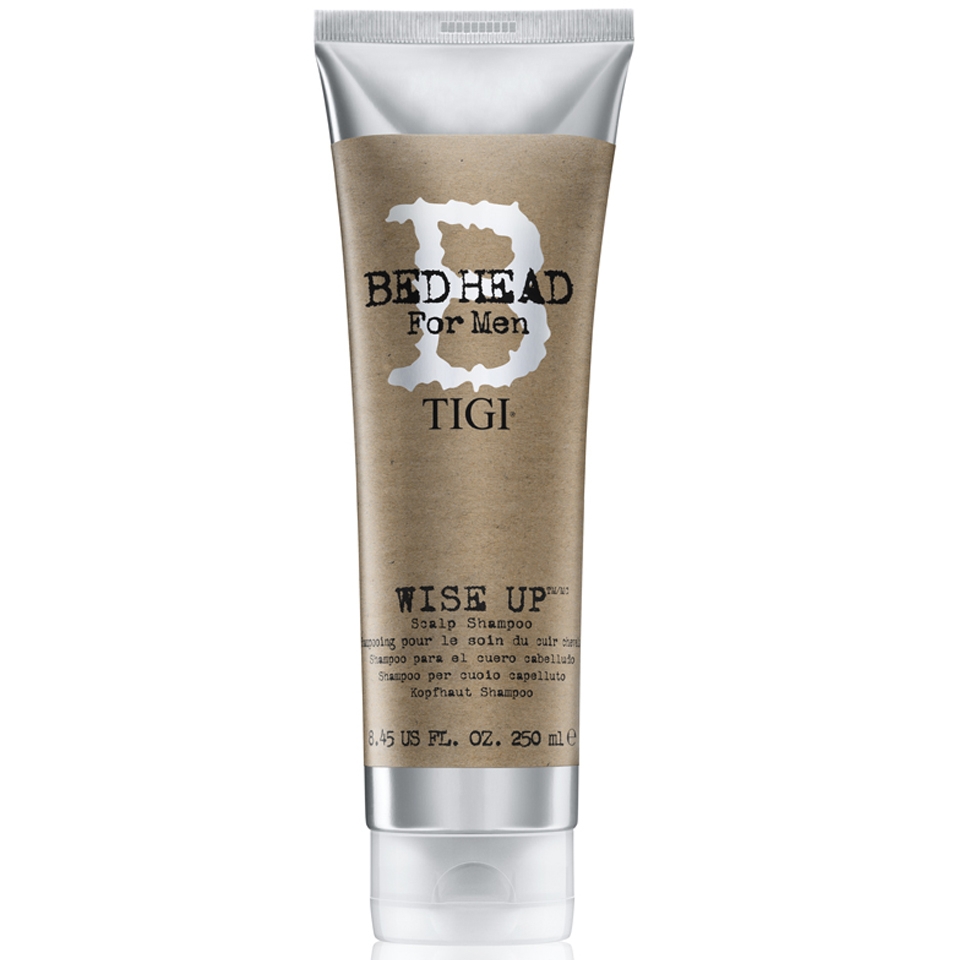 Shampooing Scalp Wise UpBed Head for MenTIGI(250 ml)