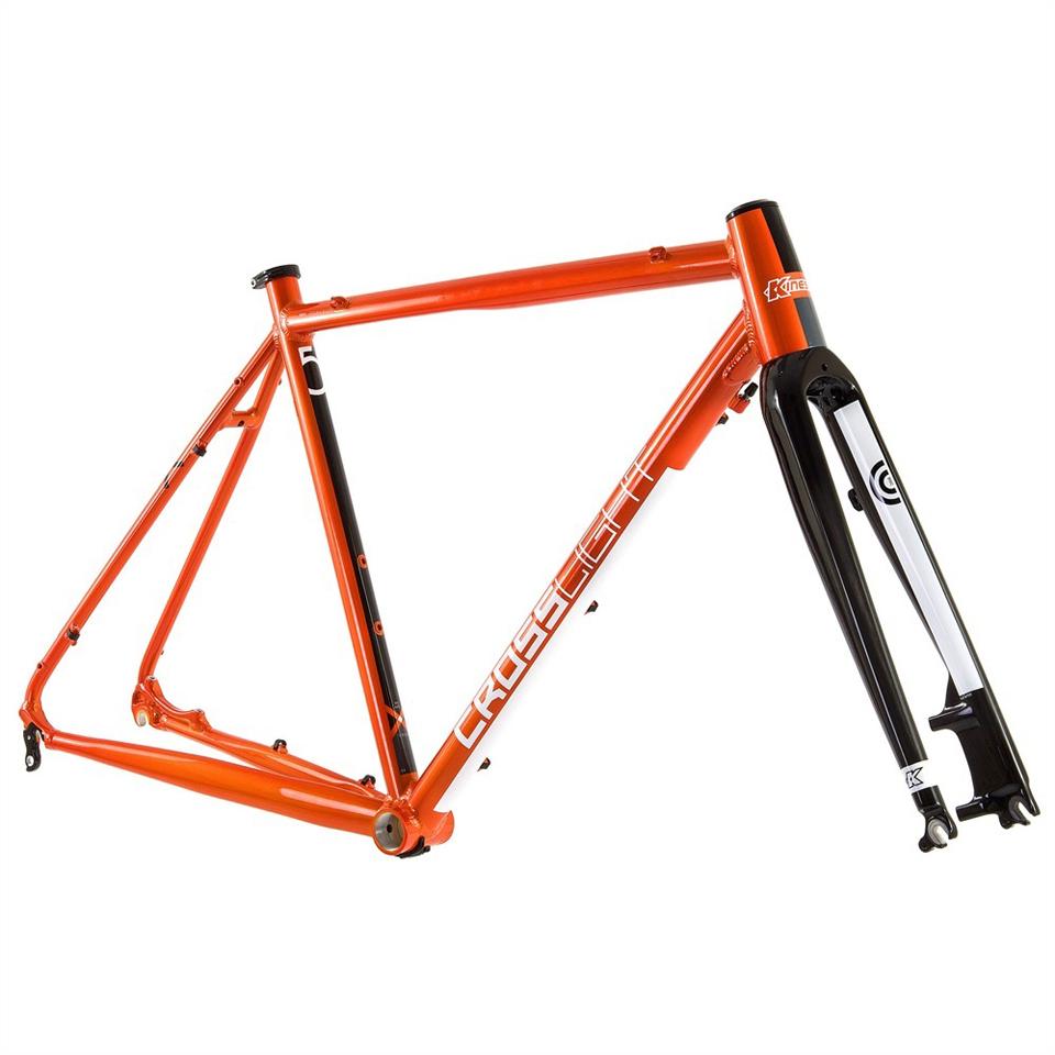 kinesis-crosslight-5t-disc-frameset-sweet-orange-57cm