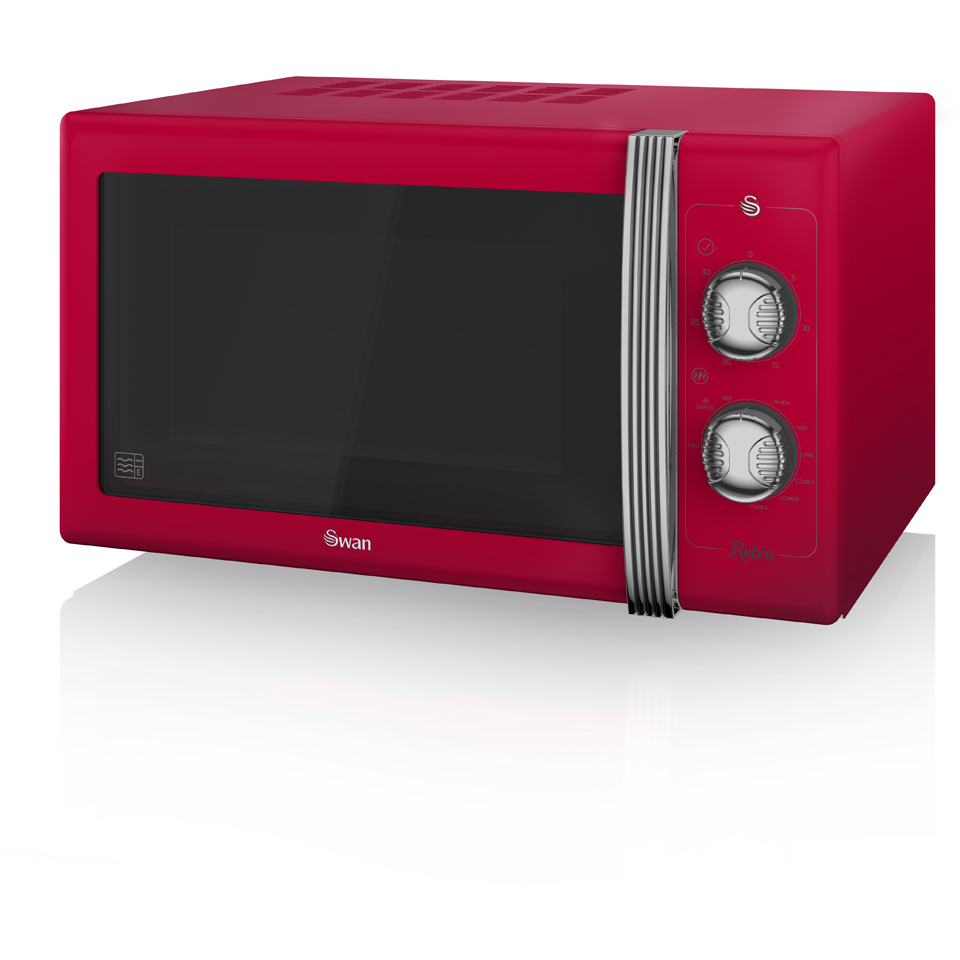 swan-sm22070rn-manual-microwave-red-900w