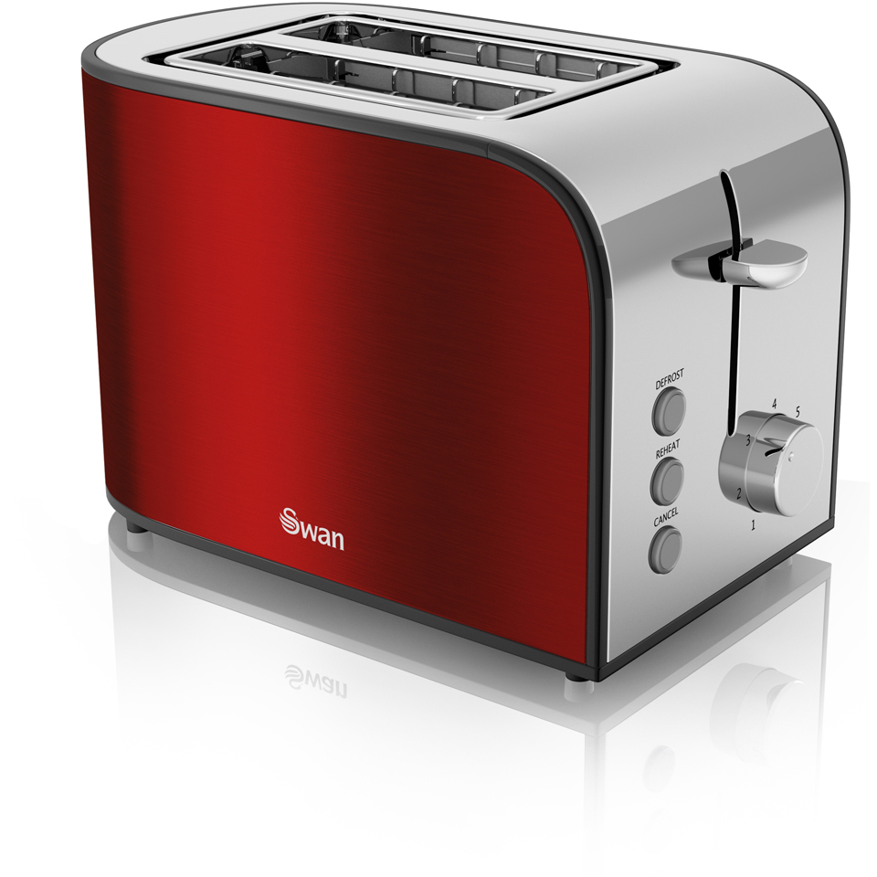 swan-st17020redn-2-slice-toaster-red
