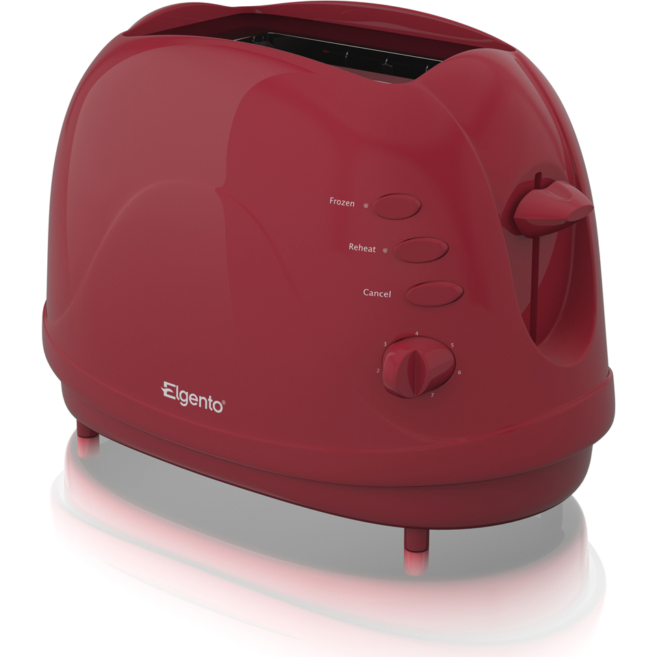 elgento-e20012r-2-slice-toaster-red