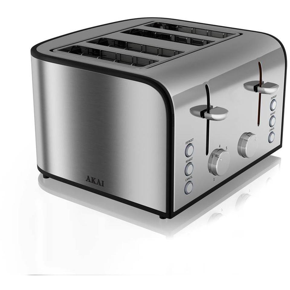 akai-a20002-4-slice-toaster-stainless-steel