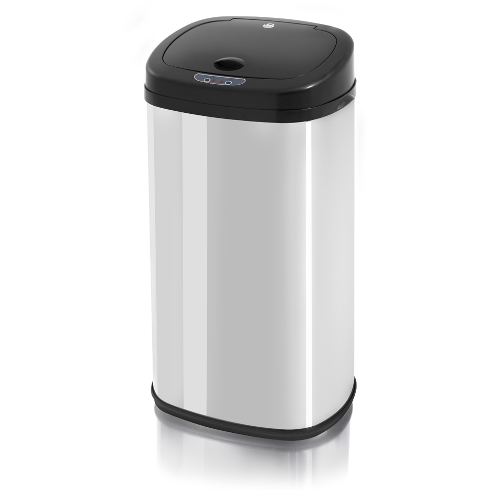 swan-swka4200ssn-square-sensor-bin-polished-stainless-steel-42l