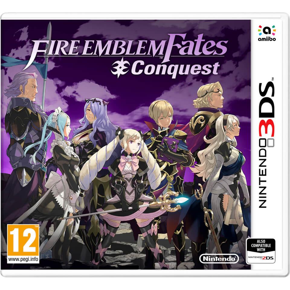 Fire Emblem Fates: Conquista