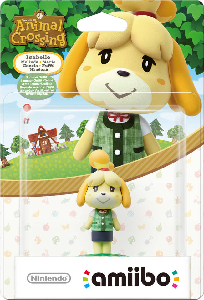 amiibo-isabelle-summer-outfit-animal-crossing-collection