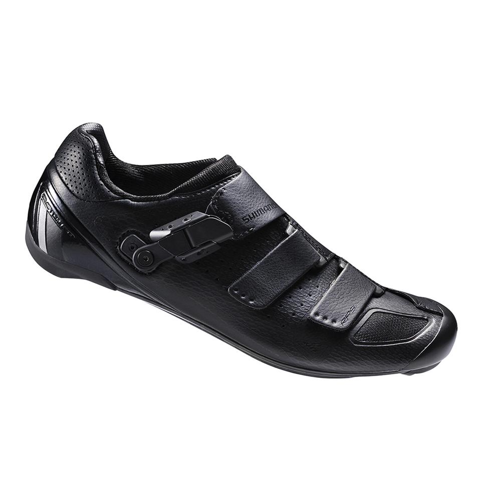 shimano-rp9-spd-sl-cycling-shoes-black-eur-39-black