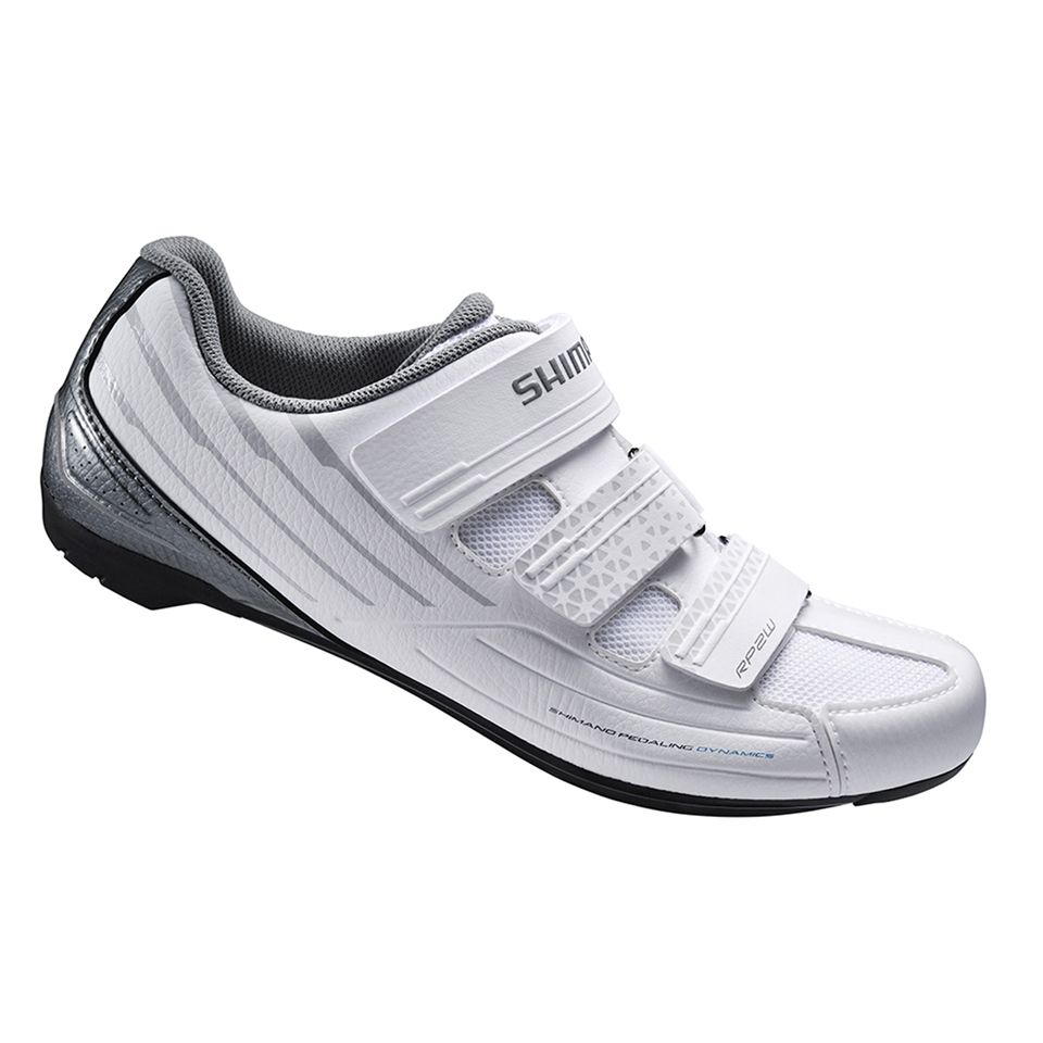 shimano-rp2w-spd-sl-cycling-shoes-white-eur-36-white