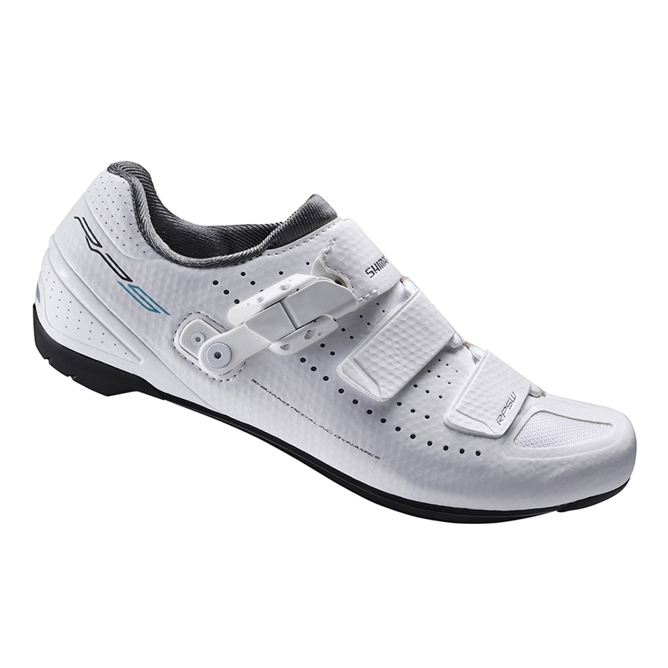 shimano-rp5w-spd-sl-cycling-shoes-white-eur-38-white