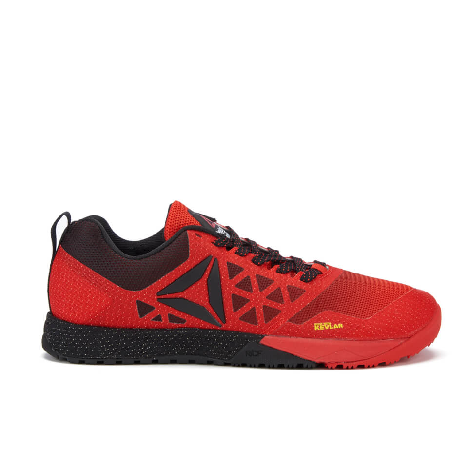Foto Reebok Men's Crossfit Nano 6.0 Trainers - Riot Red - UK 12