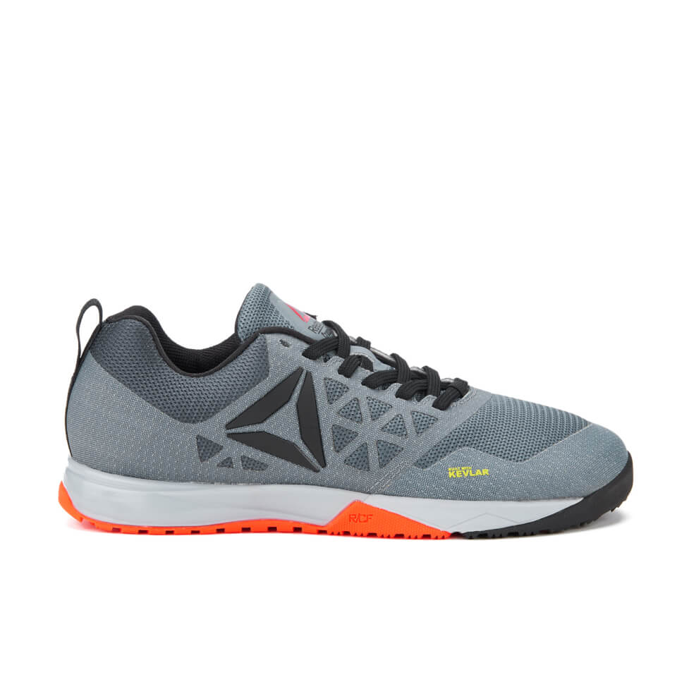 Foto Reebok Men's Crossfit Nano 6.0 Trainers - Ash Grey - UK 9