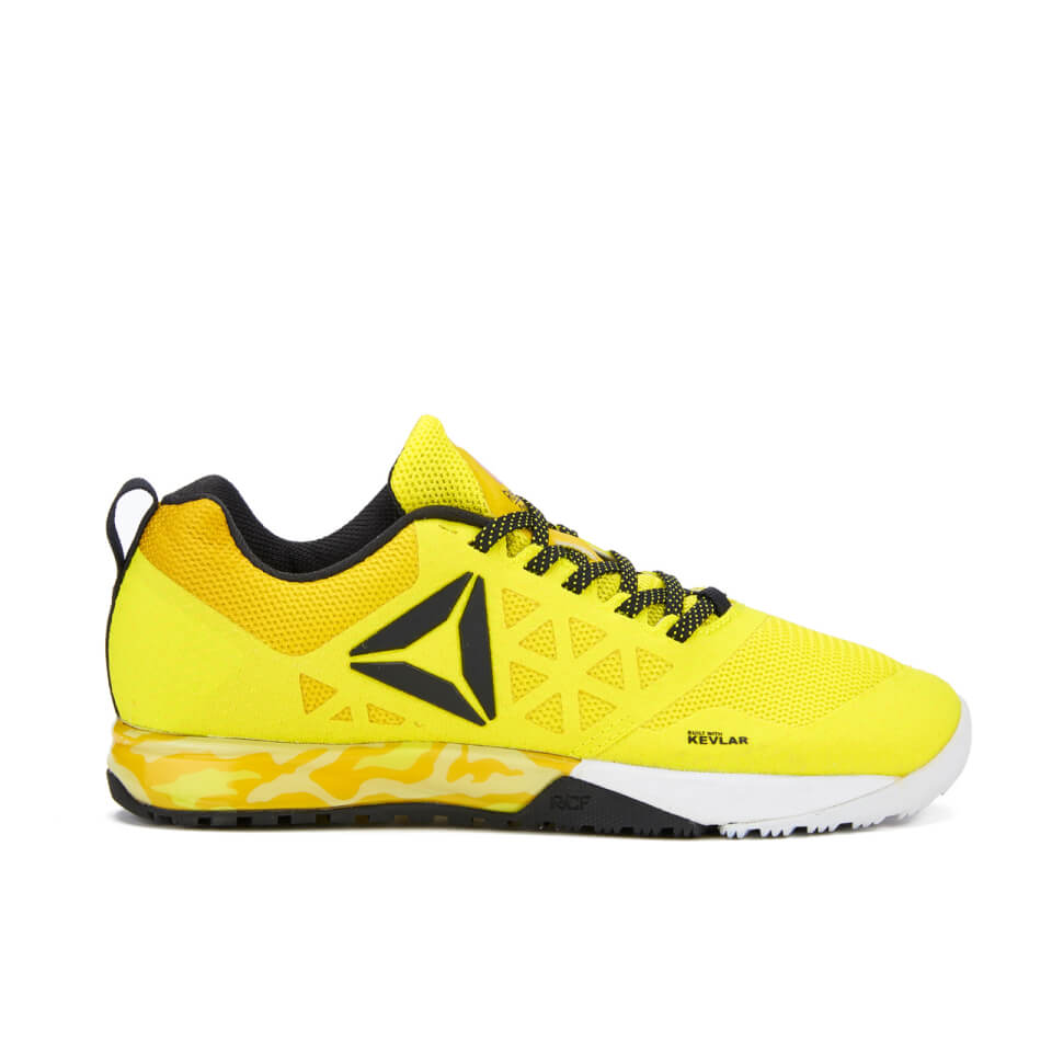 Foto Reebok Women's Crossfit Nano 6.0 Trainers - Hero Yellow - UK 4