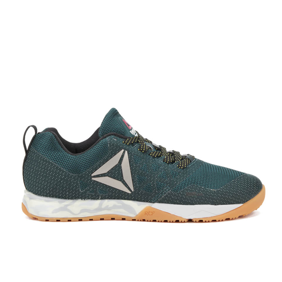 Foto Reebok Men's Crossfit Nano 6.0 Trainers - Forest Grey - UK 8