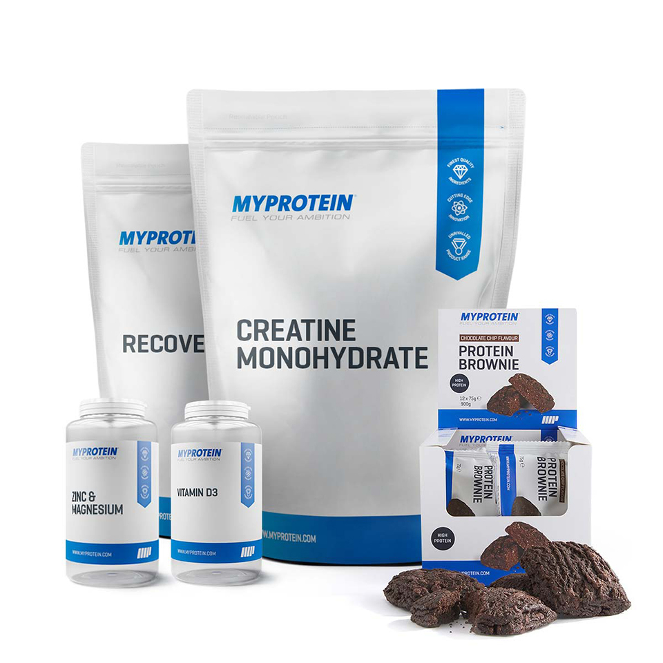Foto Six Nations Bundle - Strawberry Cream Myprotein Nutrizione sportiva