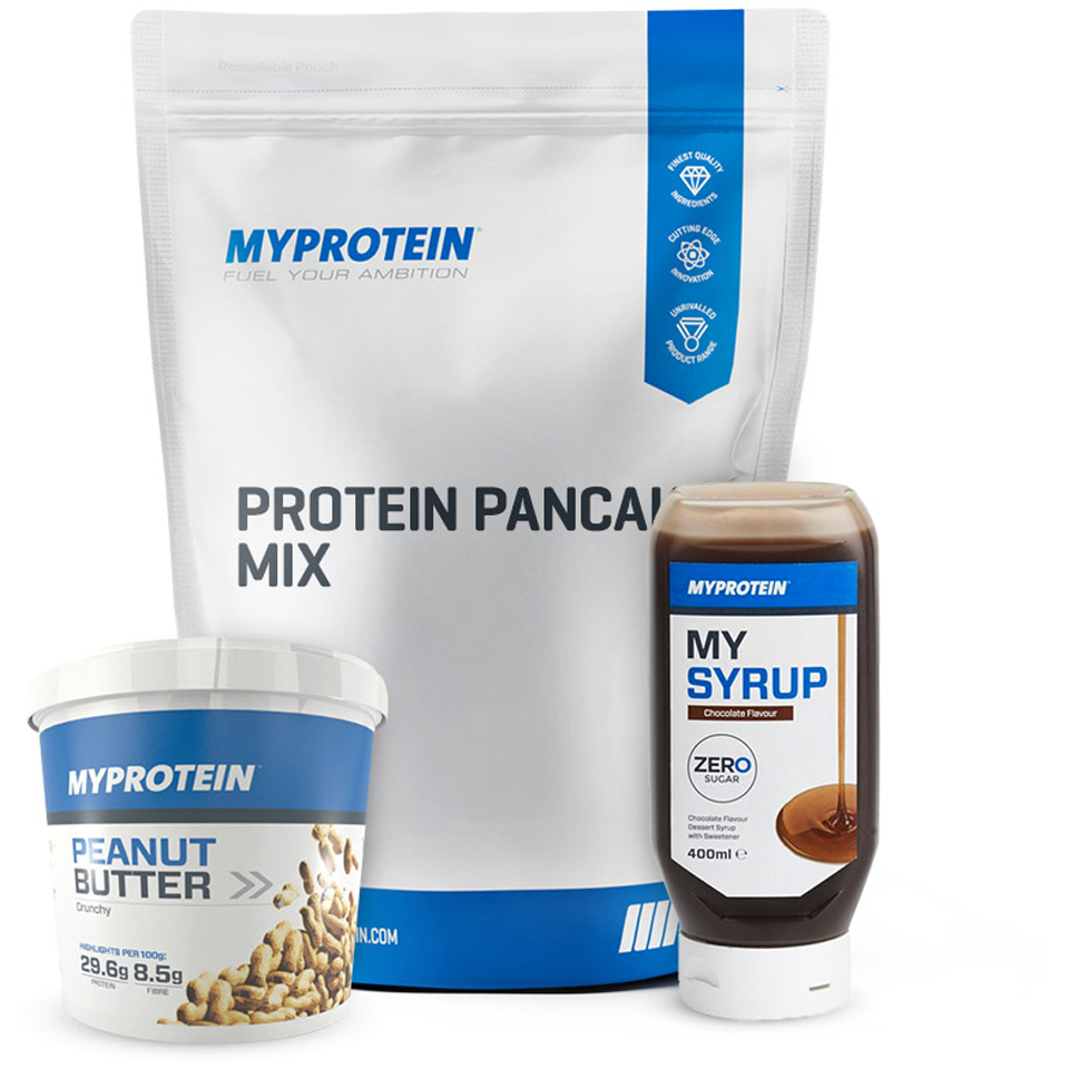 Foto Pancake Bundle - Maple Myprotein