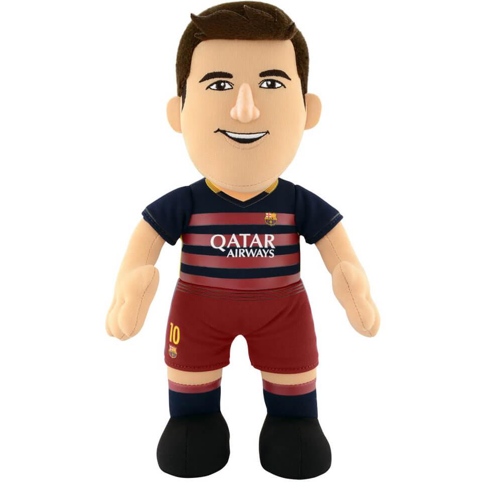 Fc Barcelona Lionel Messi 10 Inch Bleacher Creature Pop