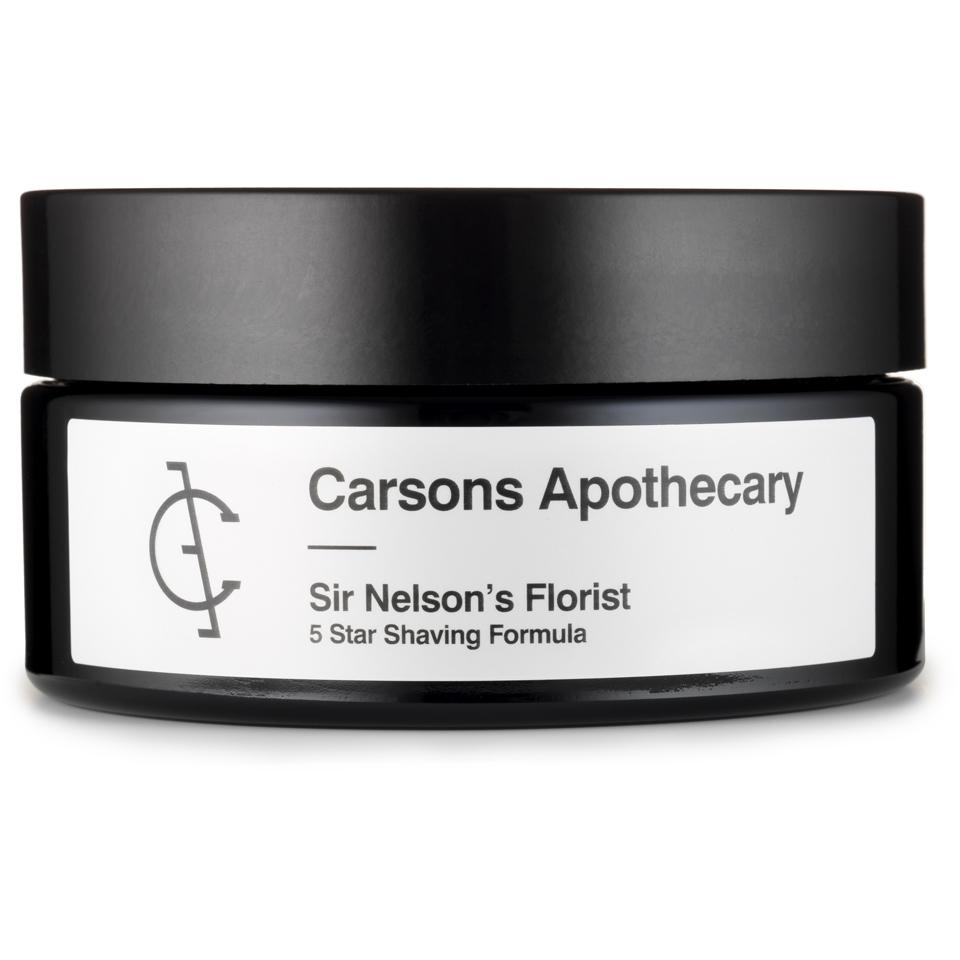 carsons-apothecary-sir-nelson-florist-shaving-cream