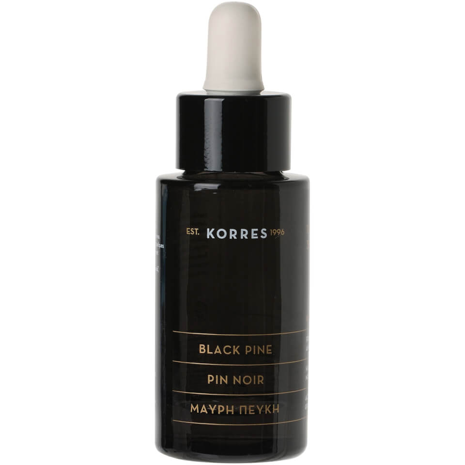 korres-black-pine-advanced-firming-active-oil