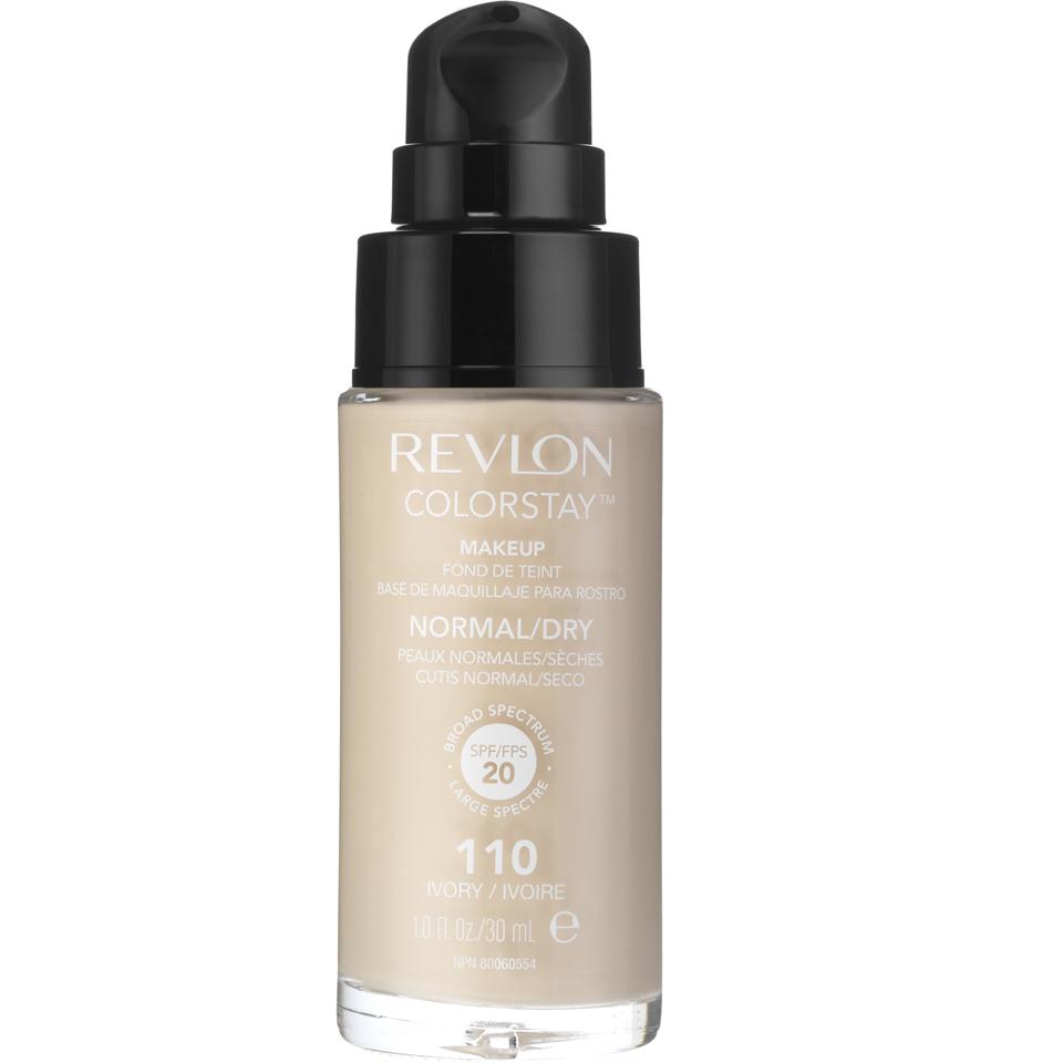 Revlon Colorstay Make Up Foundation For Normal Dry Skin