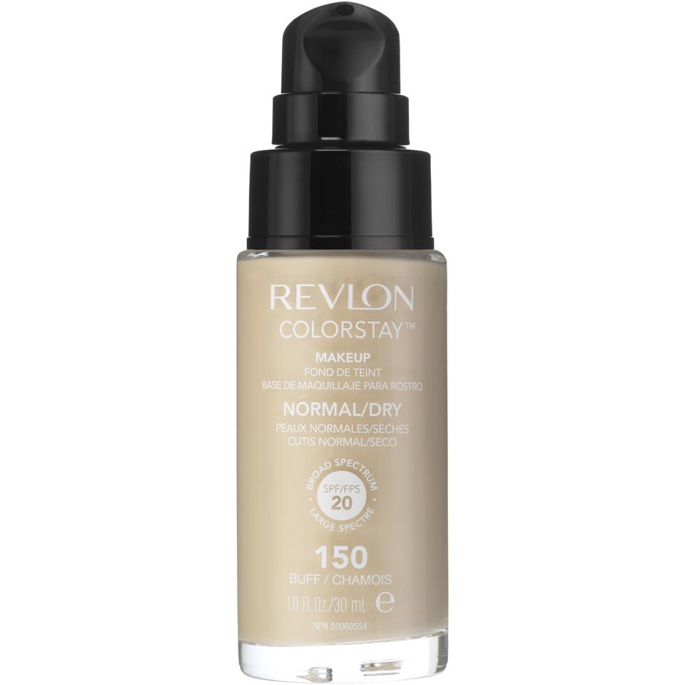 Revlon Colorstay Make-Up SoftFlex Foundation for Normal-Dry Skin Buff