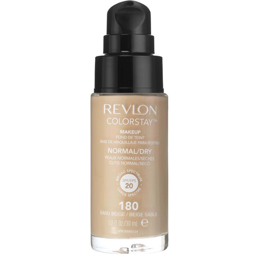Revlon Colorstay Make-Up SoftFlex Foundation for Normal-Dry Skin Sand Beige
