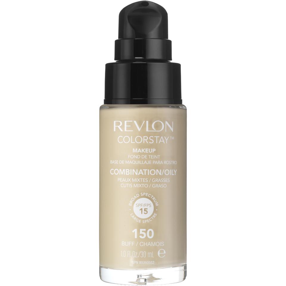 Revlon Colorstay Make-Up SoftFlex Foundation for Oily-Combination Skin Buff